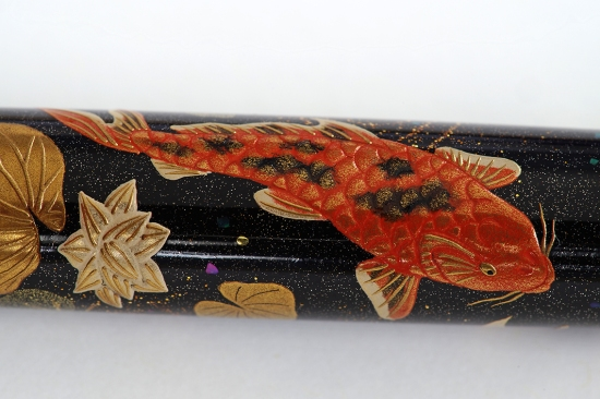 Pelikan M1000 Maki-e Koi Fountain Pen