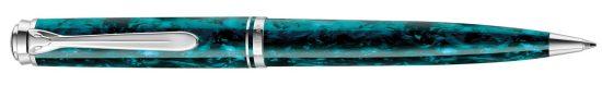 Pelikan K805 Ocean Swirl Ballpoint Pen