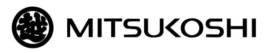 Mitsukoshi Japan Logo