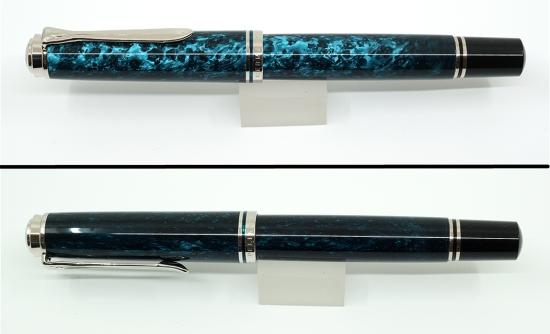 Pelikan M805 Ocean Swirl
