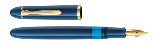 Pelikan M120 Iconic Blue Fountain Pen from 1028