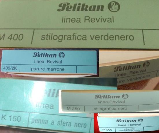 Pelikan linea Revival/Revival line