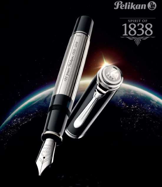 Pelikan Spirit of 1838 Limited Edition Fountain Pen