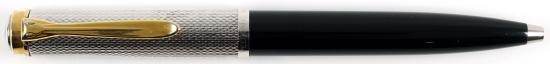 Pelikan K730 Prototype, Silver/Black, 1988