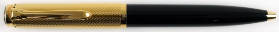 Pelikan K730 Prototype, Gold/Black, 1988