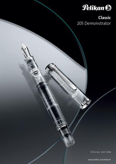 Pelikan Classic M205 Demonstrator Special Edition
