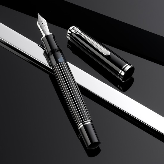Pelikan M815 Metal Striped