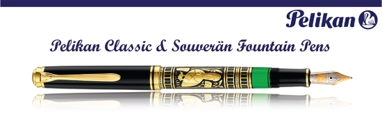 Pelikan M900 Toledo Fountain Pen