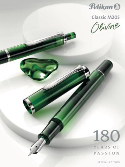 M205 Olivine