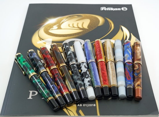 Pelikan M620 City Series