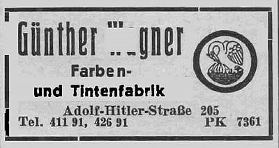 Danziger Einwohnerbuch listing circa 1938
