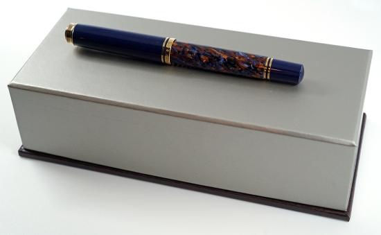 Pelikan M800 Stone Garden Fountain Pen