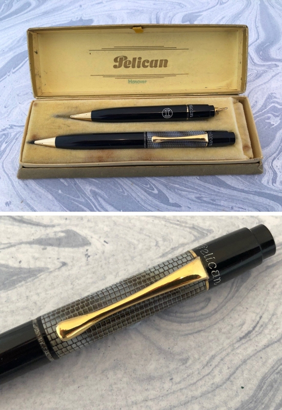 Pelican Auch Pencil 200 and 210 with eyelet (Pelikan)