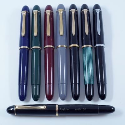 Pelikan 140 Fountain Pens