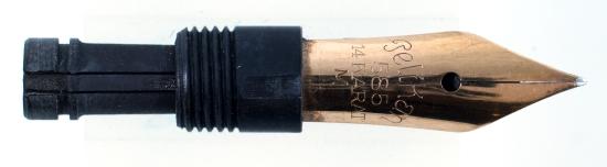 Pelikan 140 script nib