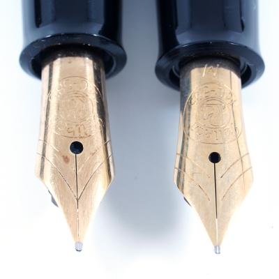 Pelikan 400 and M400 nibs