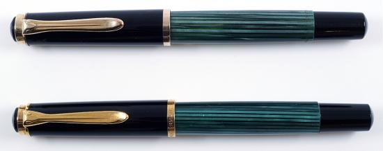 Pelikan 400 and M400