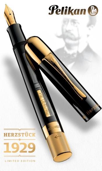 Pelikan Herzstück 1929 Fountain Pen