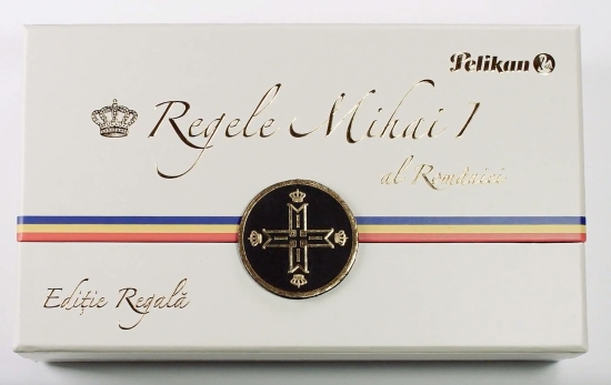Pelikan's King Michael I of Romania - Royal Edition
