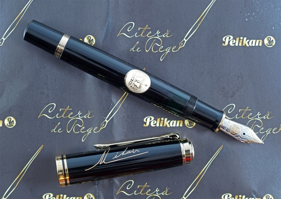 Pelikan King Michael I of Romania Royal Edition M800