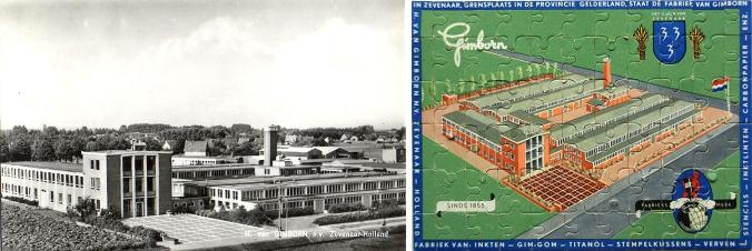 Gimborn's Zevenaar factory