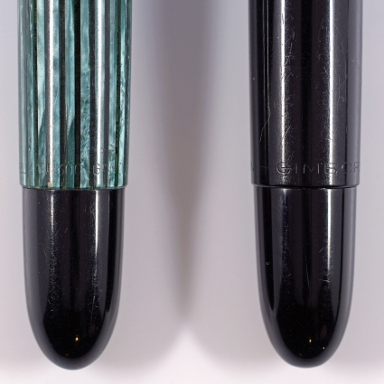 Pelikan 300 and Gimborn 150 Master barrels