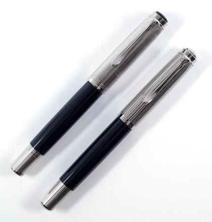 Pelikan M420 and M730