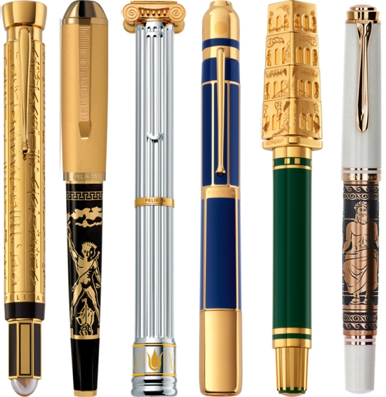 Pelikan's Seven Wonders of the World Series
