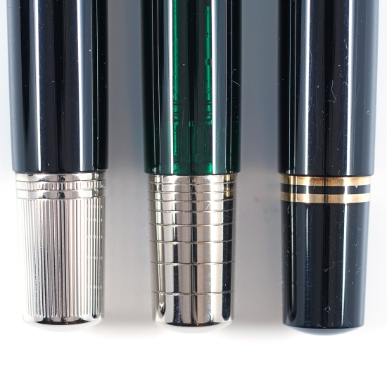 Pelikan M420, M425, and M430 piston knobs