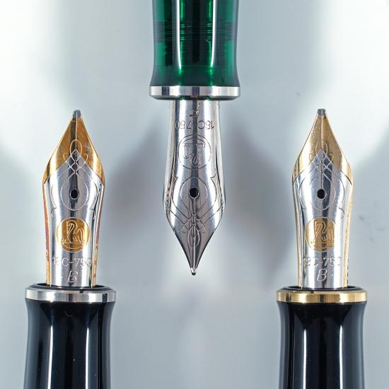 Pelikan M420, M425, and M430 nibs