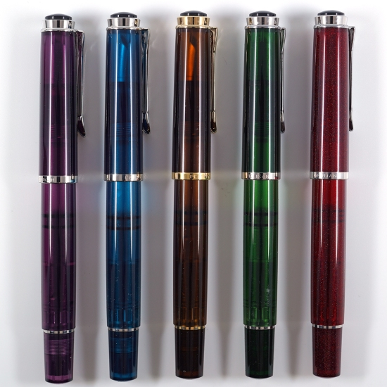 Pelikan M2xx Ink of the Year Editions