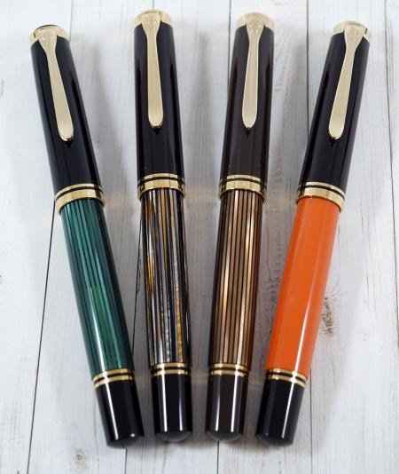 Pelikan M800 Pens