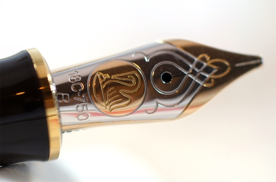 Pelikan M800 Brown-Black Fountain Pen Nib