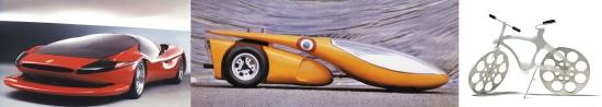Luigi Colani Designs