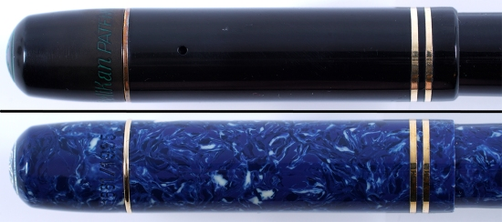 Pelikan Black 100 and 1935 Lapis