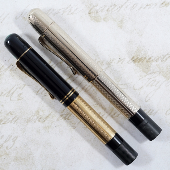 Pelikan Originals of their Time 1931 White Gold and Gold