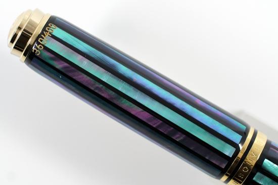 Pelikan M1000 Raden Green Ray