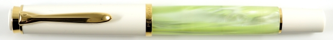 Pelikan M200 Pastel Green Capped