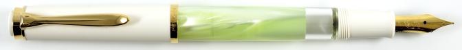 Pelikan M200 Pastel Green Posted