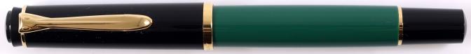 Pelikan M251 Green Black Capped