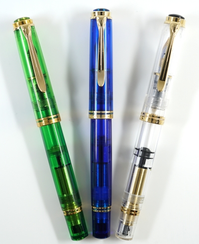 Pelikan M800 Demonstrators