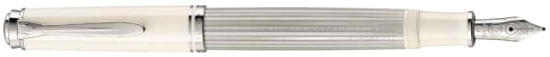 Pelikan M405 Silver-White fountain pen