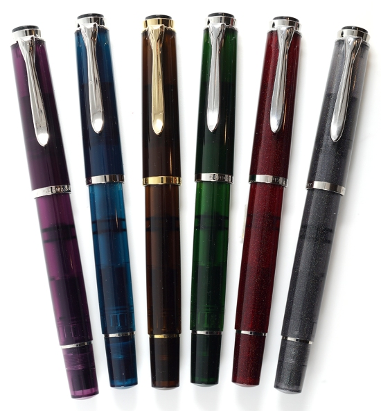 Pelikan's Edelstein Ink of the Year Demonstrators