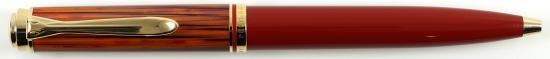 Pelikan K600 Tortoiseshell Red