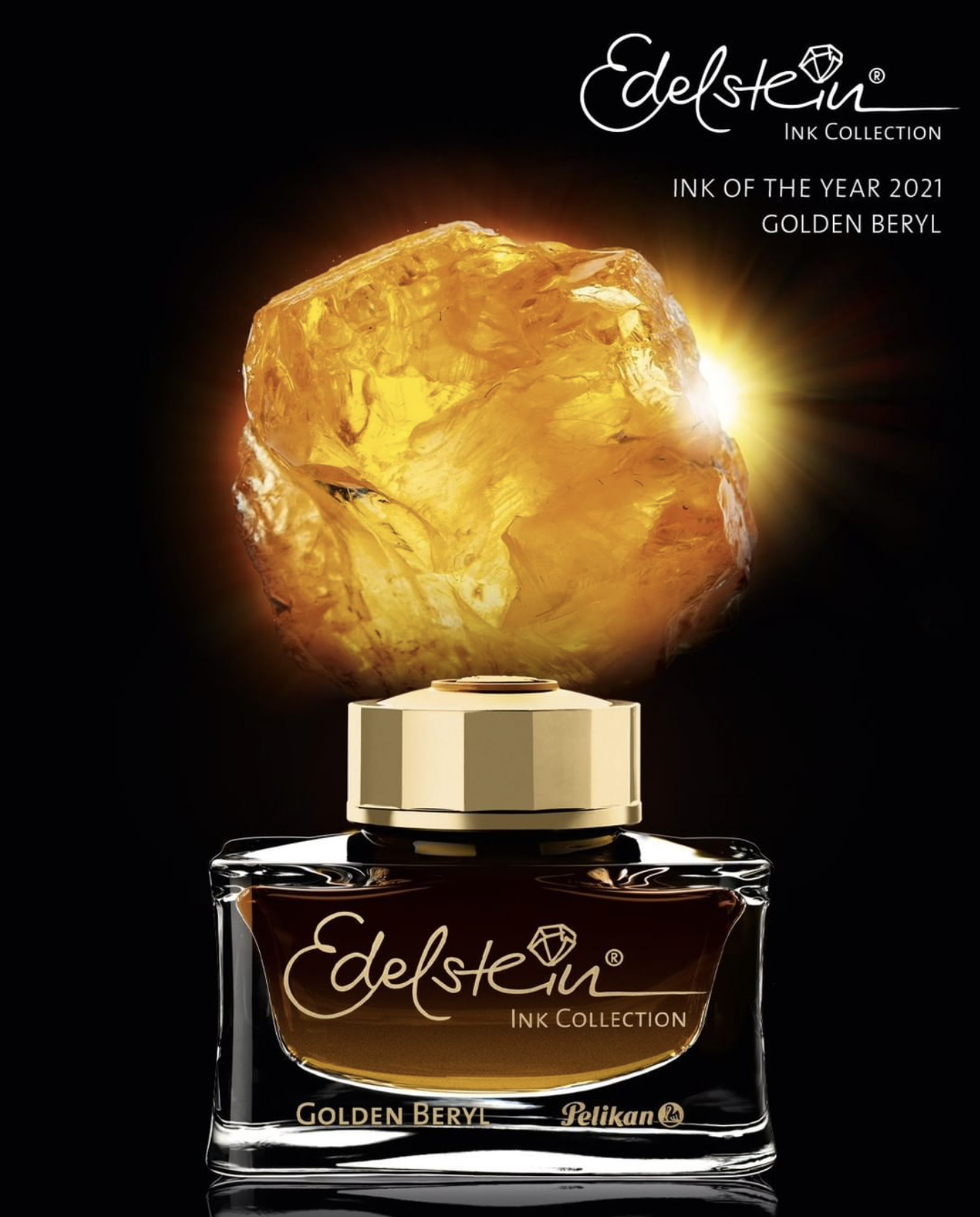 Pelikan Edelstein Ink of the Year 2021 Golden Beryl