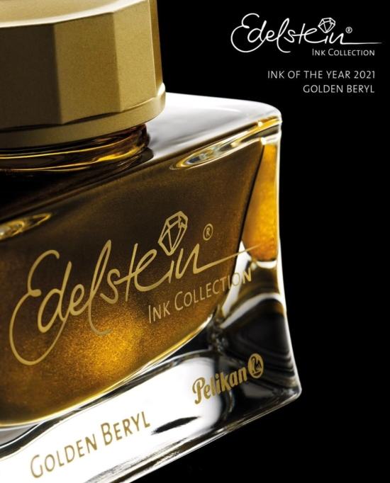 Edelstein Ink Of The Year Golden Beryl