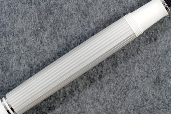 Pelikan M405 Silver-White