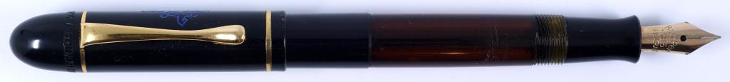 Günther Wagner's Rappen Fountain Pen