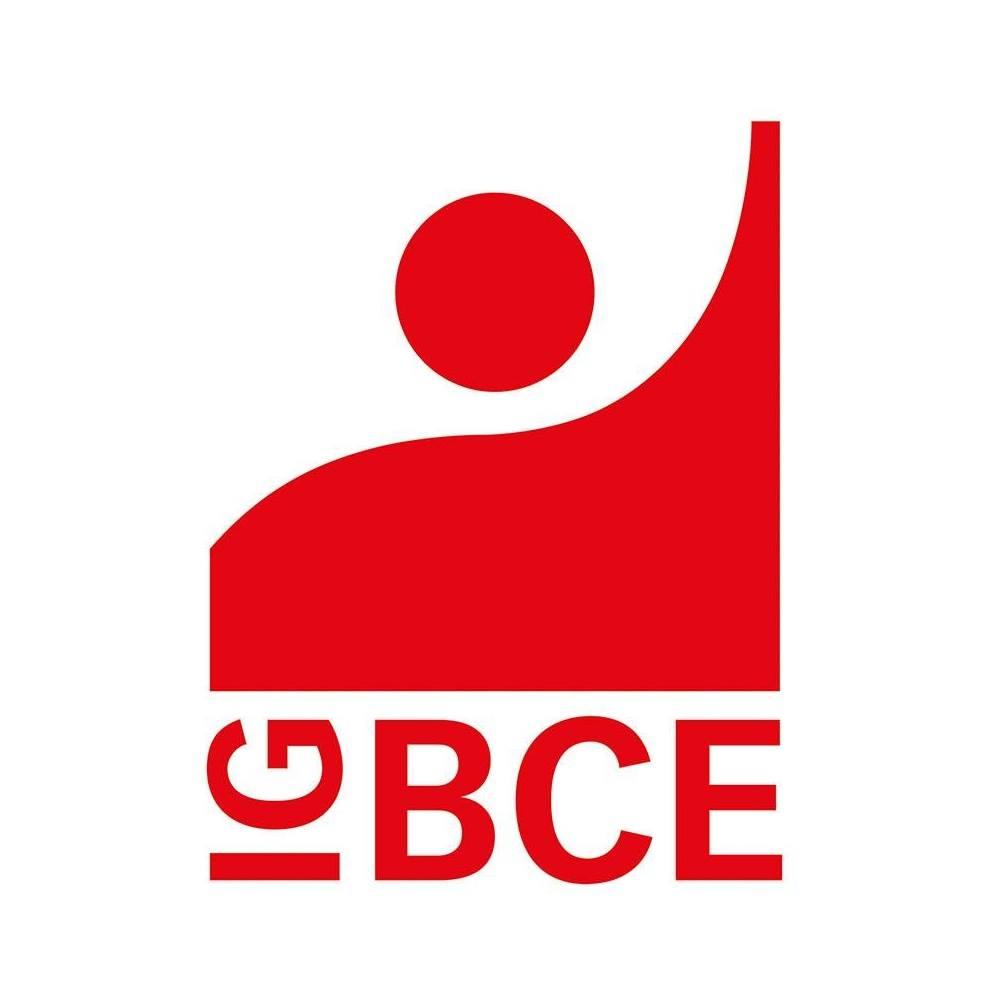 IG BCE trade union logo