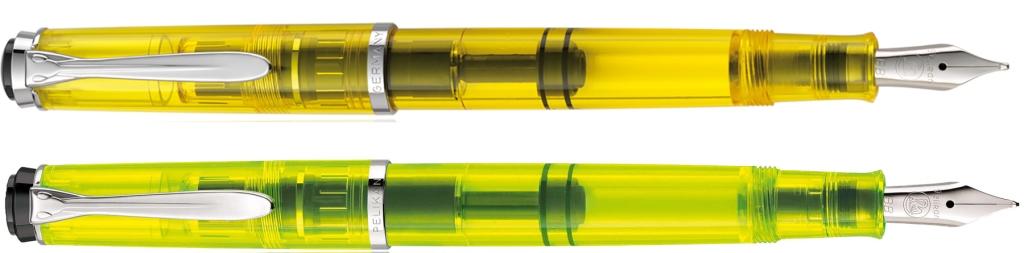 Pelikan M205 DUO Highlighter Yellow